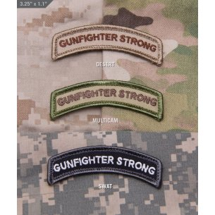 Gunfighter Strong - Velcro patch