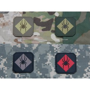 RedBackOne PVC - Velcro patch