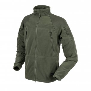 STRATUS® Jacket - Heavy Fleece - Olive Green