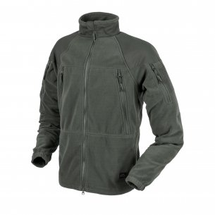 STRATUS® Jacket - Heavy Fleece - Taiga Green