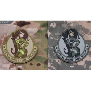 Mil-Spec Monkey Special Night velcro patch