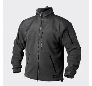 Helikon-Tex® CLASSIC ARMY Fleece jacket - Black