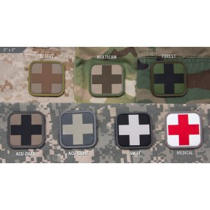 Mil-Spec Monkey Medic Square 2 PVC