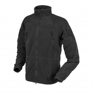 STRATUS® Jacket - Heavy Fleece - Black