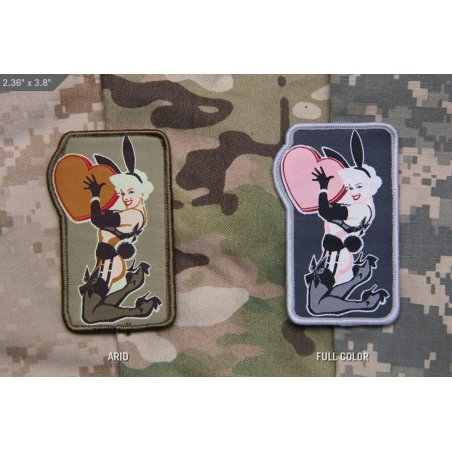 Mil-Spec Monkey Love Bunny velcro patch