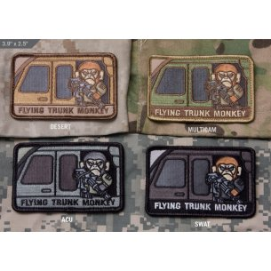 Mil-Spec Monkey Flying Trunk Monkey velcro patch