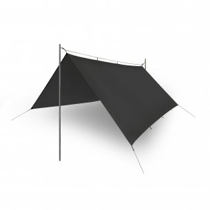 SUPERTARP - Polyester Ripstop - Black