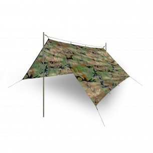 SUPERTARP - Polyester Ripstop - US Woodland