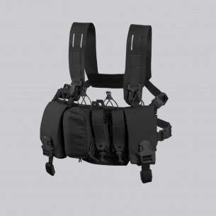 THUNDERBOLT COMPACT CHEST RIG® - Schwarz