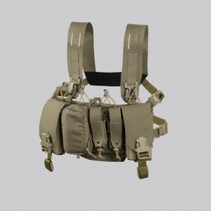 THUNDERBOLT COMPACT CHEST RIG® - Coyote Brown