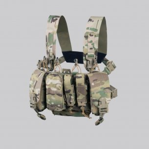 HURRICANE® HYBRID Chest Rig - Cordura® - Shadow Grey