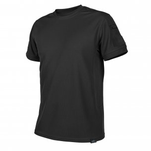 TACTICAL T-Shirt - TopCool Lite - Schwarz