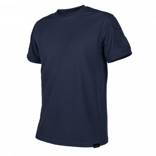 TACTICAL T-Shirt - TopCool Lite - Navy blau