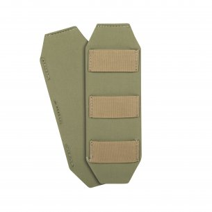 CHEST RIG COMFORT PAD® SET - Nylon - Adaptive Green