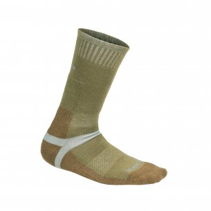 Merino Socks - Olive Green/Coyote
