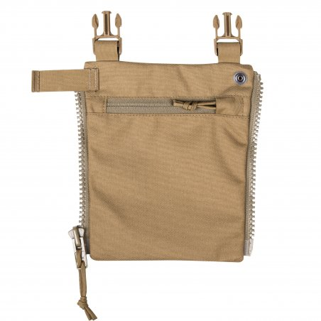 Direct Action® SNIPER PANEL® (for Hurricane® & Tempest® Chest Rig) - Coyote Brown