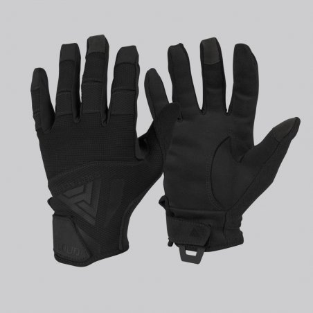 Direct Action® Range Tactical Gloves Hard® - Black / Shadow Grey A