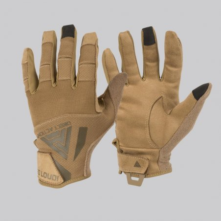 Direct Action® Rękawice HARD GLOVES - Coyote Brown
