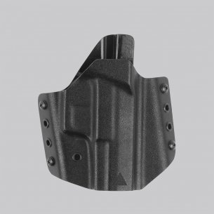 WALTHER P99 OWB NO LIGHT HOLSTER - Kydex - Black