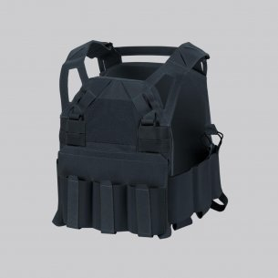 HELLCAT LOW VIS PLATE CARRIER® - Schwarz