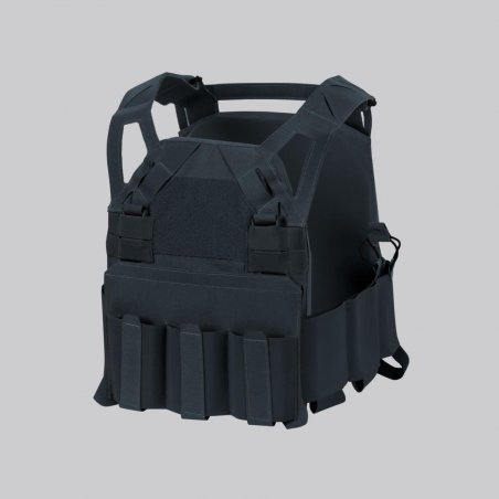 Direct Action® HELLCAT LOW VIS PLATE CARRIER® - Black