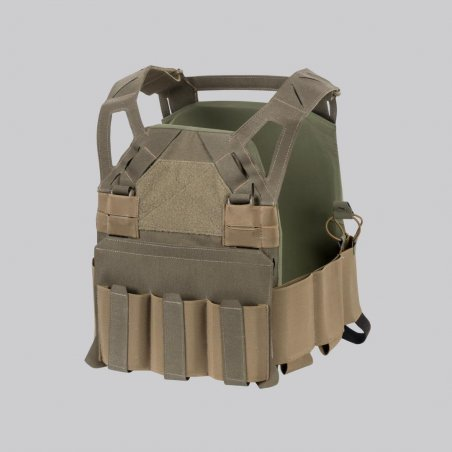 Direct Action® Kamizelka taktyczna HELLCAT LOW VIS PLATE CARRIER® - Coyote Brown