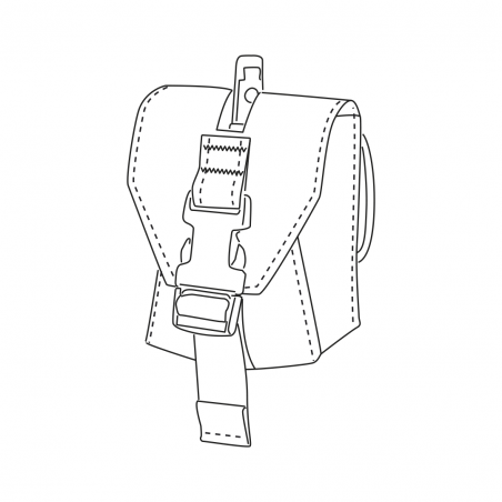 Direct Action® FRAG GRENADE POUCH® - Pencott® GreenZone®