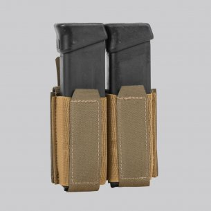 LOW PROFILE PISTOL MAGAZINE POUCH® - Coyote Brown