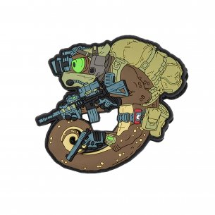 Helikon-Tex® Chameleon Operator Patch - Olive Green
