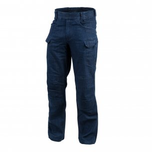Helikon-Tex® Spodnie UTP® (Urban Tactical Pants®) - Denim Mid - Dark Blue