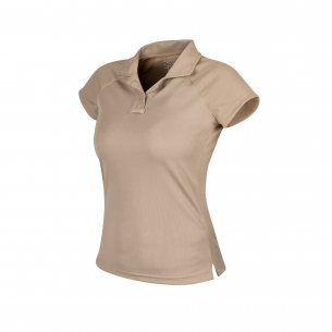 Women's UTL® Polo Shirt - TopCool Lite - Khaki