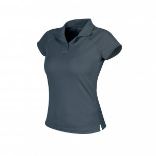 Women's UTL® Polo Shirt - TopCool Lite -  Shadow Grey