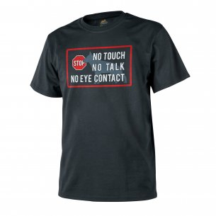 Helikon-Tex® T-Shirt (K9 - No Touch) - Czarny