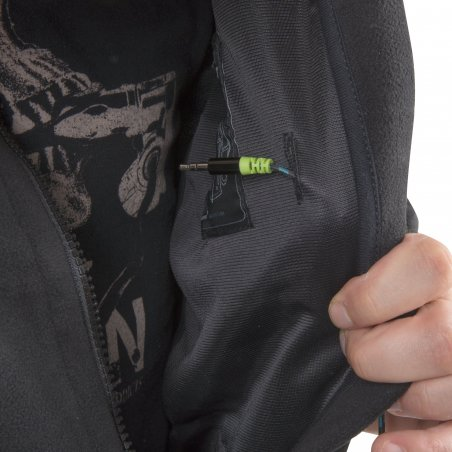 Helikon-Tex® Fleece jacket CLASSIC ARMY - Black