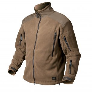 HELIKON-TEX® LIBERTY FLEECE JACKET - Coyote / Tan