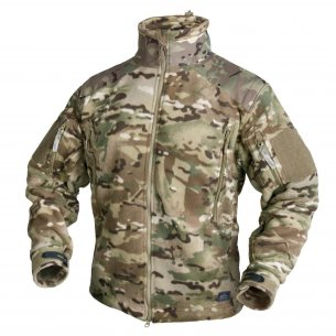 HELIKON-TEX® LIBERTY Fleece Jacket - Camogrom®