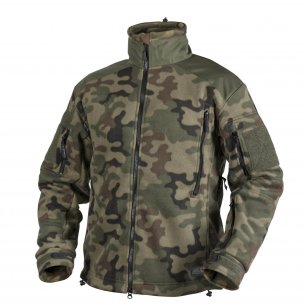 Helikon-Tex® LIBERTY Fleecejacke - PL Woodland