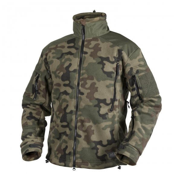 Helikon-Tex® LIBERTY Fleece jacket - PL Woodland