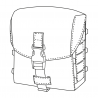 Direct Action® Ładownica molle CARGO POUCH® - Pencott® BadLands®
