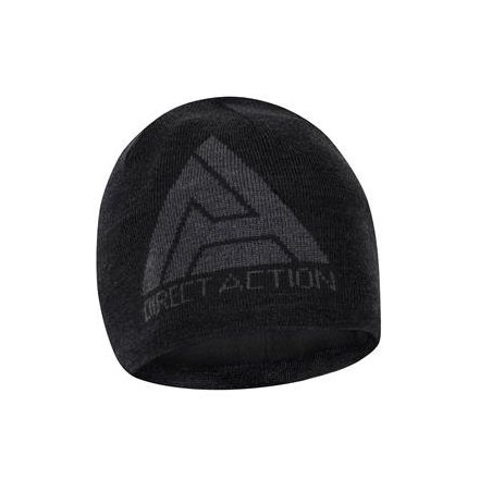 Direct Action® Czapka Winter Beanie - Czarna