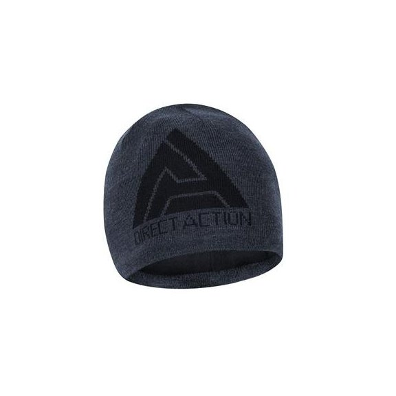 Direct Action® Czapka Winter Beanie - Shadow Grey