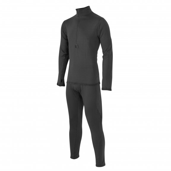 Helikon-Tex® Level 2 GEN III Thermal underwear - Set - Black