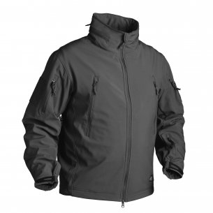 Helikon-Tex® GUNFIGHTER Jacket - Shark Skin - Black