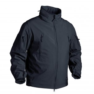 Helikon-Tex® GUNFIGHTER Jacke - Shark Skin - Navy Blue