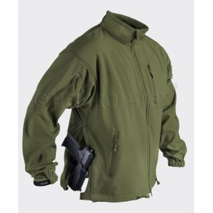 Helikon-Tex® JACKAL Jacket - Shark Skin - Olive Green