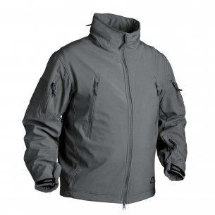 Helikon-Tex® GUNFIGHTER Jacke - Shark Skin - Shadow Grey