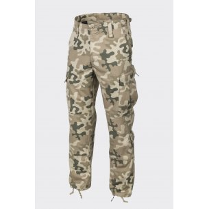 Helikon-Tex® CPU ™ (Combat Patrol Uniform) Trousers / Pants - Ripstop - PL Desert