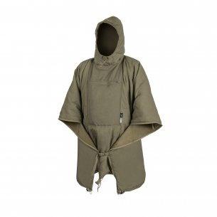 Helikon-Tex® SWAGMAN ROLL® Poncho - Climashield® Apex 67g - Adaptive Green