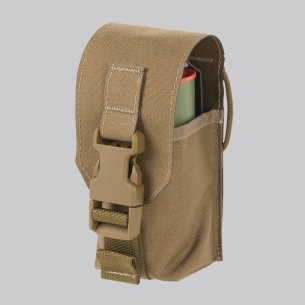 Direct Action® Ładownica molle SMOKE GRENADE POUCH® - Coyote Brown