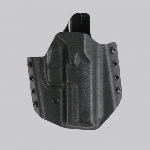 Direct Action® Kabura HK SFP OWB NO LIGHT HOLSTER - Full Kydex - Czarny